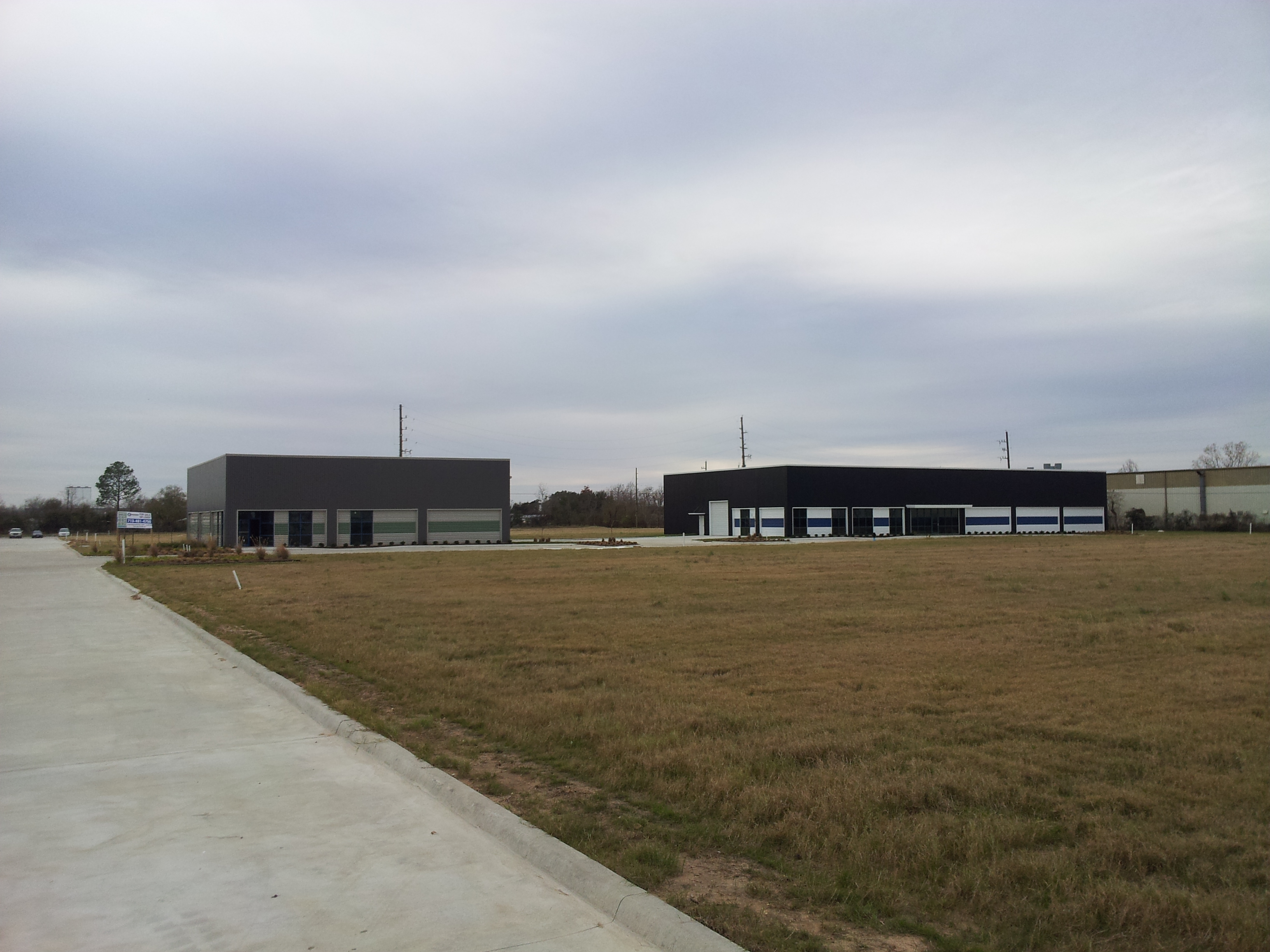 ATCO Business Park Buildings 1 and 2