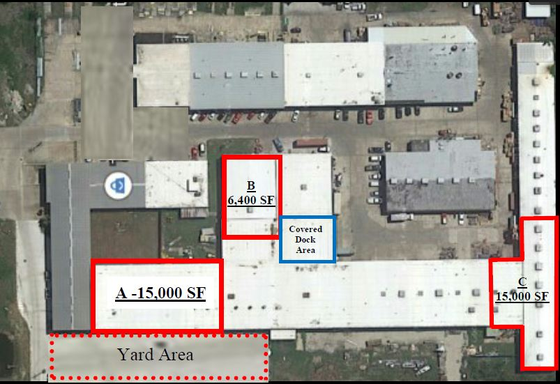 ATCO Industrial Park Available Spaces