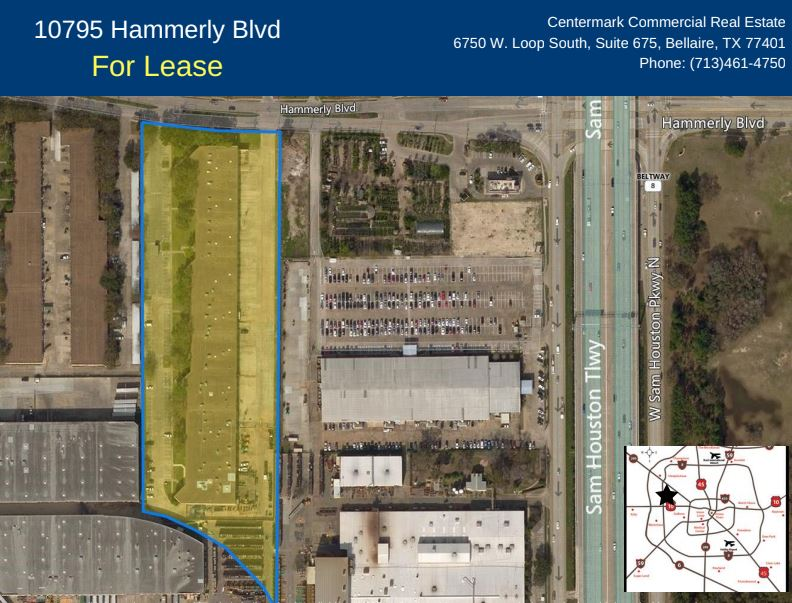 Warehouse for Lease at 10795 Hammerly Blvd