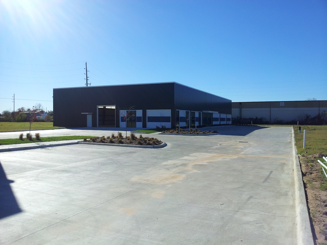 12,000 SF Warehouse, ATCO Business Park